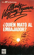 Cover of ¿Quién mató al embajador?
