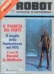 Cover of Robot Speciale 3 : Il pianeta dei venti. Il meglio della fantascienza nel 1975