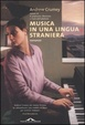 Cover of Musica in una lingua straniera