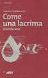 Cover of Come una lacrima