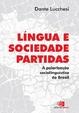 Cover of Língua e sociedade partidas