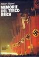 Cover of Memorie del terzo Reich