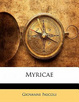 Cover of Myricae