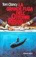 Cover of La grande fuga dell'Ottobre Rosso