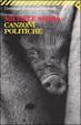 Cover of Canzoni politiche
