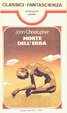 Cover of Morte dell'erba