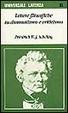 Cover of Lettere filosofiche su dommatismo e criticismo