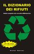 Cover of Il dizionario dei rifiuti