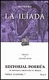 Cover of LA ILIADA