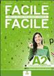 Cover of Facile facile A2. Italiano per studenti stranieri. A2 livello elementare