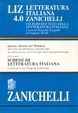 Cover of LIZ 4.0 Letteratura Italiana Zanichelli