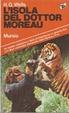 Cover of L'isola del dottor Moreau