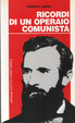 Cover of Ricordi di un operaio comunista