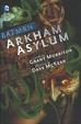 Cover of Batman: Arkham Asylum