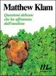Cover of Questioni delicate che ho affrontato dall'analista