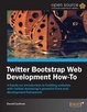 Cover of Twitter Bootstrap Web Development How-to