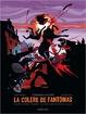 Cover of La colère de Fantômas, Tome 3