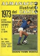 Cover of Almanacco illustrato del Calcio 1973