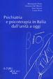 Cover of Psichiatria e psicoterapia in Italia dall'unità a oggi