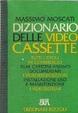 Cover of Dizionario delle video cassette