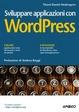 Cover of Sviluppare applicazioni con WordPress