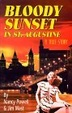 Cover of Bloody Sunset in St. Augustine
