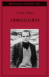Cover of Abbecedario
