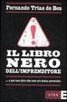 Cover of Il libro nero dell'imprenditore
