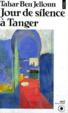 Cover of Jour de silence à Tanger