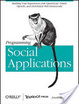 Cover of Programming Social Applications