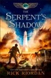 Cover of The Serpent's Shadow (The Kane Chronicles, Book Three)