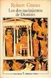 Cover of Los dos nacimientos de Dionisio y otros ensayos