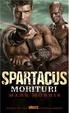 Cover of Spartacus: Morituri