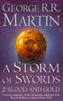 Cover of A Storm of Swords: Part 2 Blood and Gold: Part two