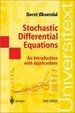 Cover of Stochastic Differential Equations