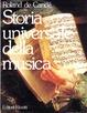 Cover of Storia universale della musica