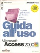 Cover of Microsoft Access 2000