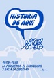 Cover of 1939-1978, la posguerra, el franquismo y hacia la libertad