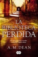 Cover of La biblioteca perdida