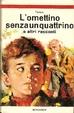 Cover of L'omettino senza un quattrino e altri racconti