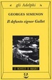 Cover of Il defunto signor Gallet