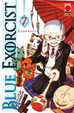Cover of Blue Exorcist vol. 7