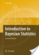 Cover of Introduction to Bayesian statistics