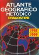 Cover of Atlante geografico metodico