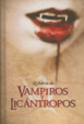 Cover of Relatos de vampiros y licantropos