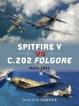 Cover of Spitfire V vs C.202 Folgore