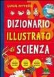 Cover of Dizionario illustrato di scienza