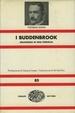 Cover of I Buddenbrook