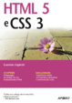 Cover of HTML 5 e CSS 3