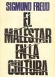 Cover of El Malestar En La Cultura